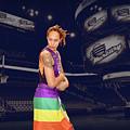 Brittney Griner Lgbt Pride 2 by Devin Millington