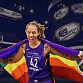 Brittney Griner Lgbt Pride 3 by Devin Millington