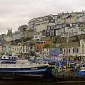 Brixham Harbour by Tony Murtagh
