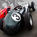 Brm F-1 1958 by Curt Johnson