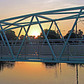 Broad Ripple Sunrise by Steve Gass