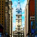 Philadelphia by Christopher Woods