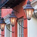Broad Street Lantern - Charleston SC  by Drew Castelhano