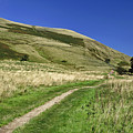 Broadlee-bank Tor From The Pennine Way by Rod Johnson