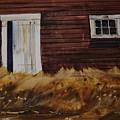 Broadside Barnside by Len Stomski