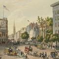 Broadway by Augustus Kollner