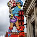 Broadway Boots - Nashville Tn by Debra Martz