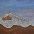 Brocken Mast by Richard Benson