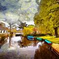Broek In Waterland by Eva Lechner