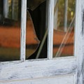 Broken Door by Lisa Johnston