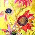 Broken Flowers by Kathy Othon