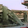 Broken Freeway Oakland Earthquake by Ted Pollard