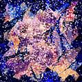 Broken Glass And A Snowstorm by Rachel Christine Nowicki