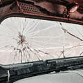 Broken Glass  by Zach Johanson
