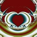 Broken Heart by Dominique Favre