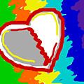 Broken Heart by Rabia Shabbir