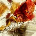 Broken Leaves by Martine Affre Eisenlohr
