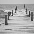 Broken Pier by Gabriela Insuratelu
