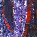 Broken Purple Heart by Katt Yanda