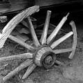 Broken Wheel by David Lee Thompson