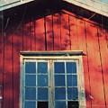 Broken Window by Ann Lundell