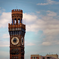 Bromo Seltzer Arts Tower In Baltimore by Bill Swartwout Photography