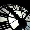 Bromo Seltzer Tower Baltimore - Clock by Marianna Mills