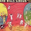 Bronco Bills Circus by English School