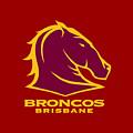 Broncos Brisbane by Etin Kuraesin