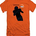 Broncos Football by T Shirts R Us -
