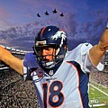 Broncos Win Super Bowl Fifty by John Malone