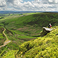 Bronte Country   Yorkshire England by Bill G Smith