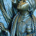 Bronze Onieda Indian Girl by LeeAnn McLaneGoetz McLaneGoetzStudioLLCcom