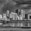Brooding Above The Burgh by Jennifer Grover