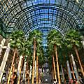 Brookfield Place Atrium - N Y C # 2 by Allen Beatty