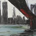Brooklyn Bleeding by Gail Eisenfeld