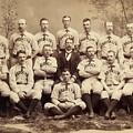 Brooklyn Bridegrooms Baseball Team by American School