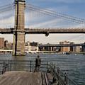 Brooklyn Bridge  by Andrew Kazmierski