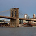 Brooklyn Bridge by Anita Burgermeister