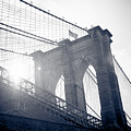 Brooklyn Bridge by Anna Serebryanik