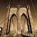 Brooklyn Bridge by Avril Christophe