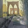Brooklyn Bridge by Bethany Lee