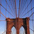 Brooklyn Bridge by Brooklyn Bridge