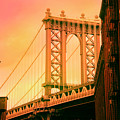 Brooklyn Bridge by James  Mingo