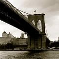Brooklyn Bridge by Jerry Patterson