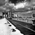Brooklyn Bridge by Luca Baldassari