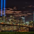Brooklyn Bridge Park And The Tt by Alissa Beth Photography