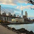 Brooklyn Bridge Park by Christian Frazier