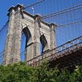 Brooklyn Bridge  by Rauno Joks