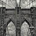 Brooklyn Bridge by Stephen Stookey